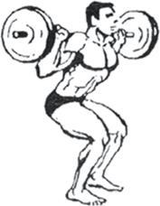 Цель упражнения увеличение мышечной
